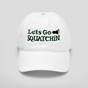 Let's Go Squatchin Cap