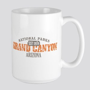 Grand Canyon National Park AZ Large Mug