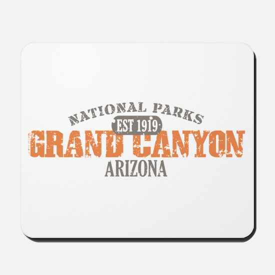 Grand Canyon National Park AZ Mousepad