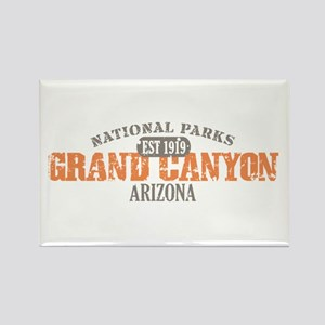 Grand Canyon National Park AZ Rectangle Magnet