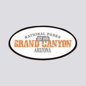 Grand Canyon National Park AZ Patches
