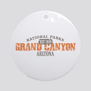 Grand Canyon National Park AZ Ornament (Round)