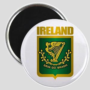 """Irish Gold"" Magnet"