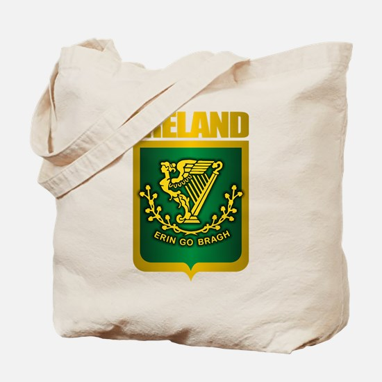 """Irish Gold"" Tote Bag"
