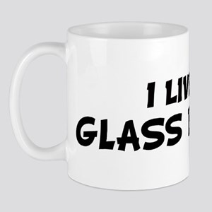 Live For GLASS BLOWING Mug