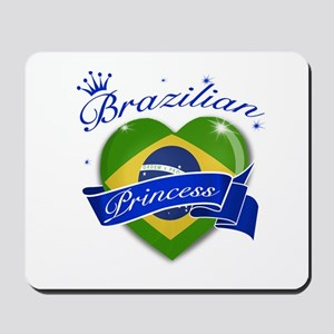 Brazilian Princess Mousepad
