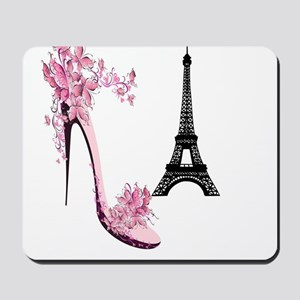 So French So Chic Mousepad