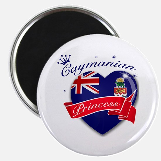 Caymanian Princess Magnet