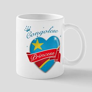 Congolese Princess Mug