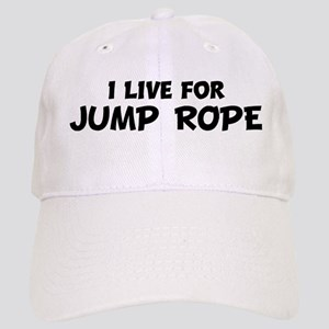 Live For JUMP ROPE Cap