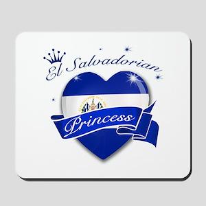 El Salvadorian Princess Mousepad