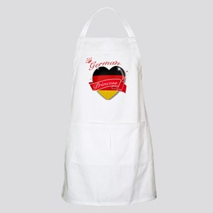 German Princess Apron
