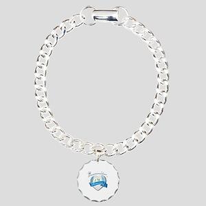 Guatemalan Princess Charm Bracelet, One Charm