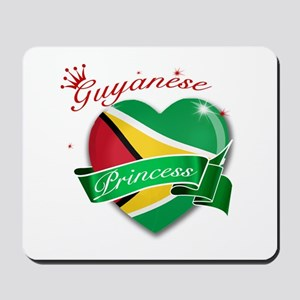 Guyanese Princess Mousepad