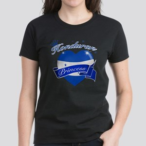 Honduran Princess Women's Dark T-Shirt