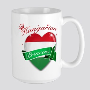 Hungarian Princess Large Mug