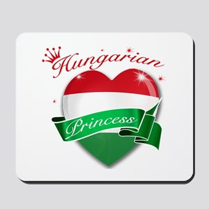 Hungarian Princess Mousepad