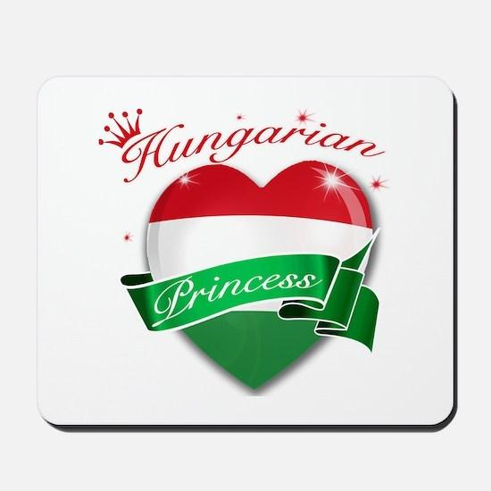 Hungarian Princess Mousepad