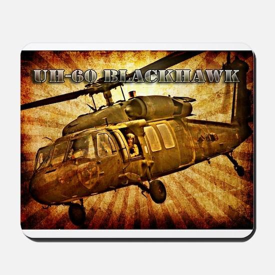 UH-60 Blackhawk Mousepad