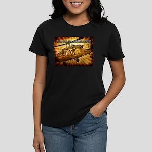 UH-60 Blackhawk Women's Dark T-Shirt