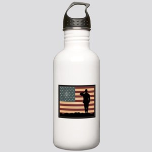 Rocky Salute Stainless Water Bottle 1.0L