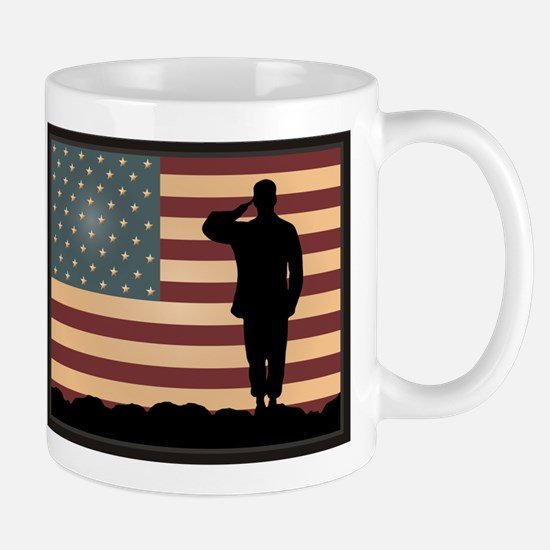 Rocky Salute Mug