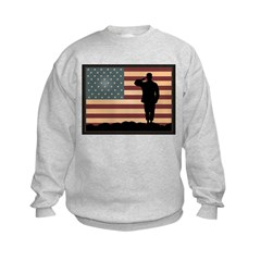 Rocky Salute Sweatshirt