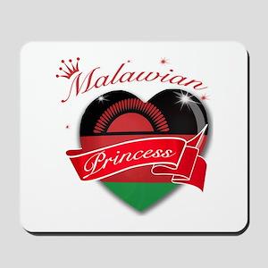 Malawian Princess Mousepad