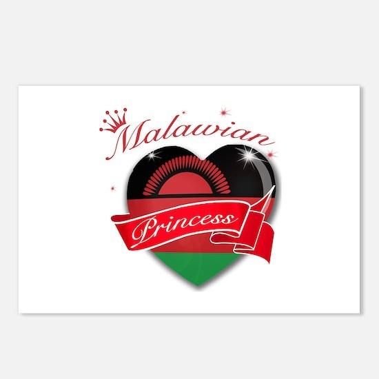 Malawian Princess Postcards (Package of 8)