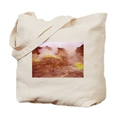 Sulfur Mountain Tote Bag