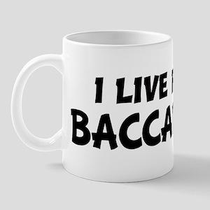 Live For BACCARAT Mug