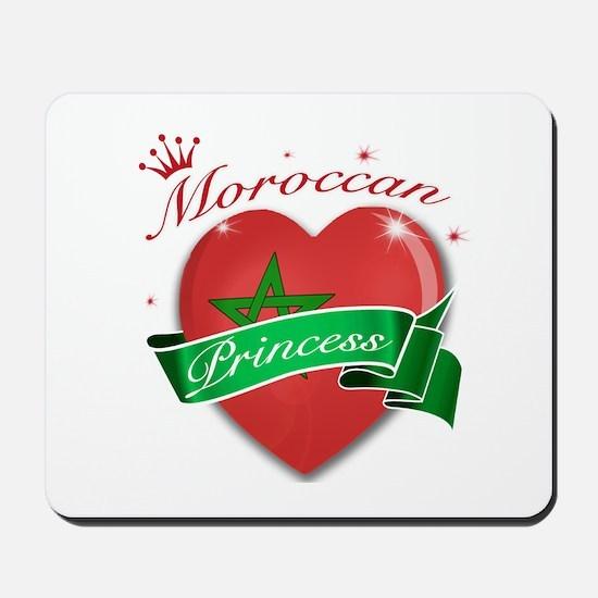 Moroccan Princess Mousepad