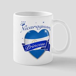 Nicaraguan Princess Mug