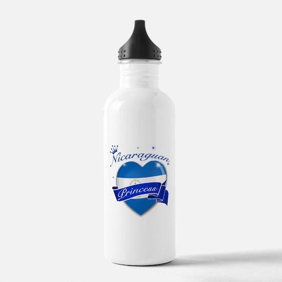 Nicaraguan Princess Water Bottle
