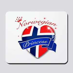 Norwegian Princess Mousepad
