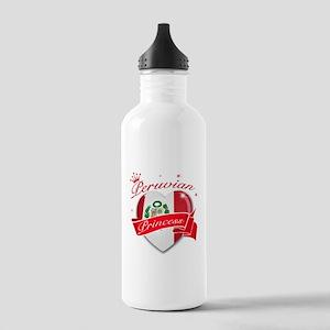 Peruvian Princess Stainless Water Bottle 1.0L