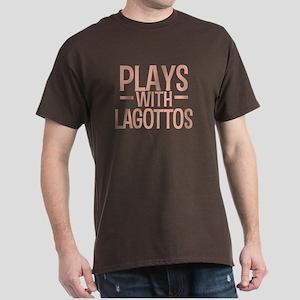 PLAYS Lagottos Dark T-Shirt