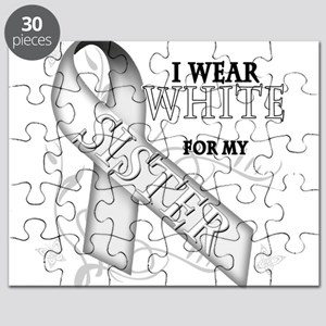 I Wear White for my Sister Puzzle