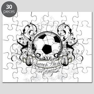 Soccer Aunt Puzzle
