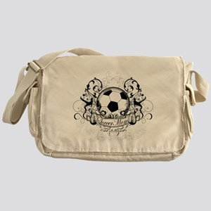 Soccer Mom Messenger Bag