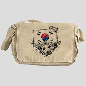Soccer Fan South Korea Messenger Bag