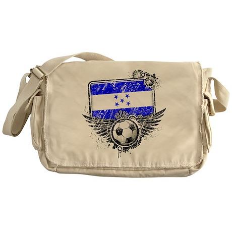 Soccer Fan Honduras Messenger Bag