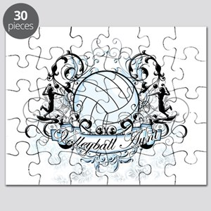 Volleyball Aunt Puzzle