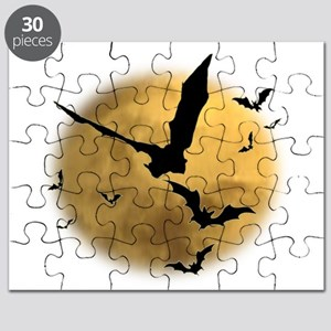Bats in the Evening Puzzle