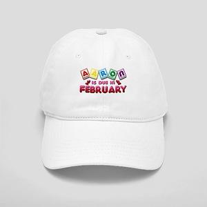 Aaron is Due in February Cap