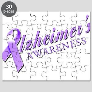 Alzheimer's Awareness Puzzle