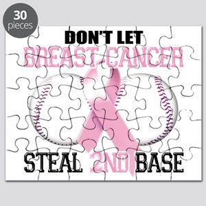 Don't Let Breast Cancer Steal Puzzle