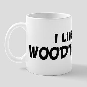 Live For WOODTURNING Mug