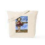 Dancer Drawings n Paintings Tote Bag