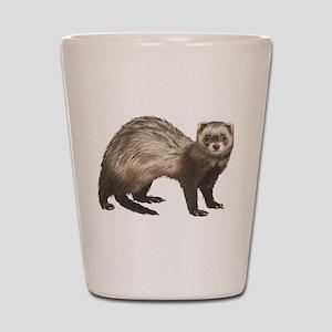 Ferret Shot Glass